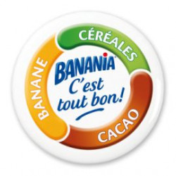 Chocolat Banania Capsules Compatibles Dolce Gusto (x16)