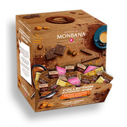 Collection Automne-Hiver Monbana Edition Caramel