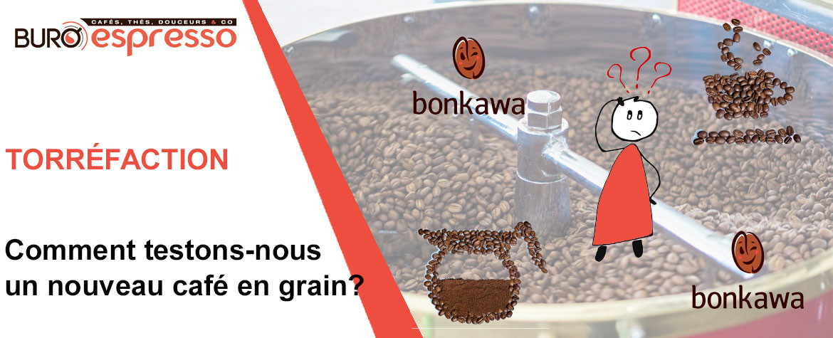 Torréfaction : comment teste-on un nouveau café en grains ?